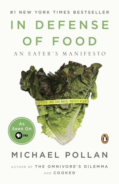 In Defense of Food - Michael Pollan book cover