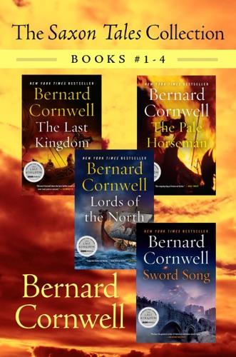 Bernard Cornwell - The Saxon Tales Collection: Books #1-4