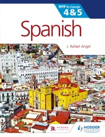 Spanish For The Ib Myp 4 5 Phases 3 5