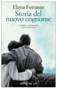 Storia del nuovo cognome da Elena Ferrante
