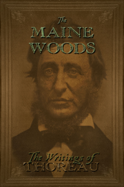 The Maine Woods book