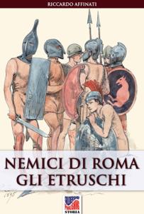 Nemici di Roma: gli Etruschi Copertina del libro