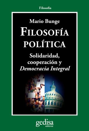 Filosofía política - Mario Bunge