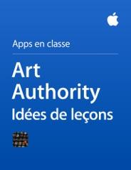 Art Authority Idées de leçons