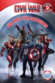 Marvel S Captain America Civil War We Are The Avengers