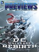 DC April Previews (2016)