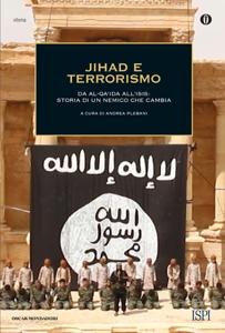 Jihad e terrorismo Copertina del libro
