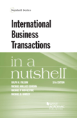 International Business Transactions in a Nutshell