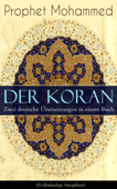 Der Koran - Zwei deutsche Übersetzungen in einem Buch (Vollständige Ausgaben)