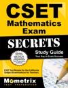CSET Mathematics Exam Secrets Study Guide