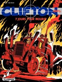 CLIFTON - TOME 3 - 7 JOURS POUR MOURIR