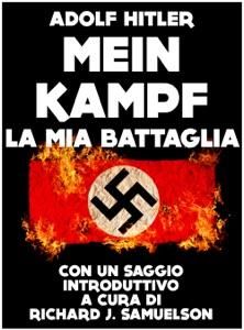Mein Kampf - La mia battaglia Book Cover