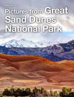 Pictures from Great Sand Dunes National Park
