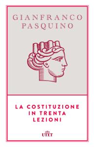 La costituzione in trenta lezioni Copertina del libro