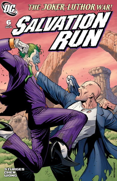 Salvation Run (2007-) #6