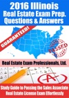 2016 Illinois Real Estate Exam Prep Questions And Answers