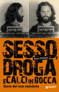 Sesso, droga e calci in bocca Libro Cover