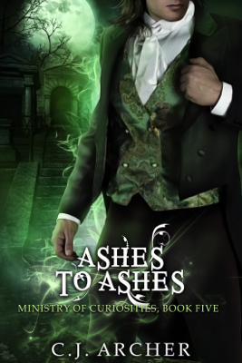 Ashes to Ashes - C.J. Archer book