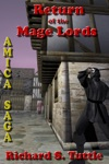 Return Of The Mage Lords Amica Saga 6