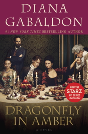 Dragonfly in Amber book