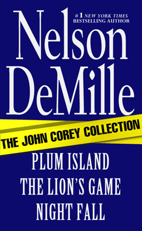 The John Corey Collection - Nelson DeMille