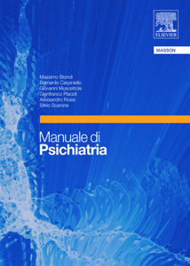 Manuale di psichiatria Copertina del libro