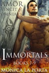 The Immortals - Books 7-9
