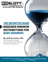 The Definitive Guide To Required Minimum Distributions For Baby Boomers