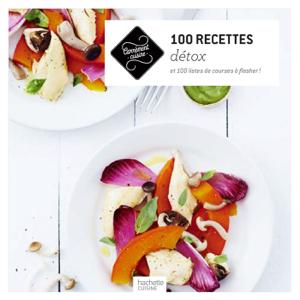 100 recettes détox La couverture du livre martien