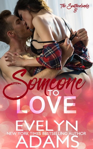 Someone to Love - Evelyn Adams book cover