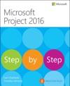 Microsoft Project 2016 Step By Step 1e
