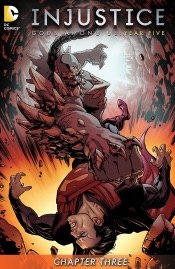 Injustice: Gods Among Us: Year Five (2015-) #3
