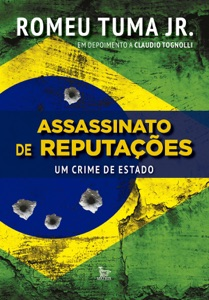 Assassinato de reputações Book Cover