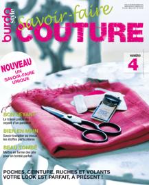 Savoir-faire Couture n°4 : BurdaStyle