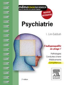 Psychiatrie Copertina del libro