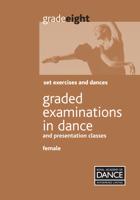 Royal Academy of Dance - Grade 8 Ballet Female artwork