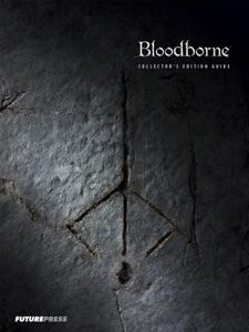 Bloodborne Collector's Edition Guide Book Cover