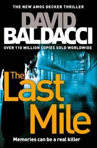 The Last Mile Door David Baldacci Boekomslag