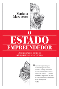 O Estado empreendedor Book Cover