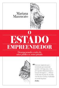 O Estado empreendedor Book Cover