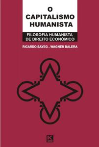 O Capitalismo Humanista Capa de livro