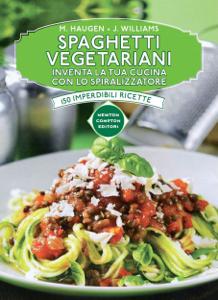 Spaghetti vegetariani Copertina del libro