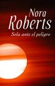 Sola ante el peligro Book Cover