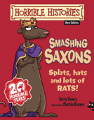 Horrible Histories: Smashing Saxons (New Edition)