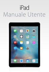 Manuale Utente di iPad per iOS 9.3