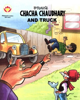 Chacha Chaudhary and Truck