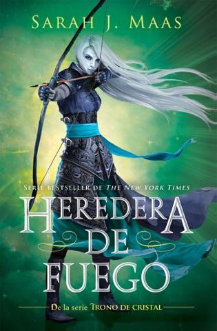 Heredera de fuego (Trono de Cristal 3) PDF Download