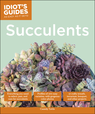 Succulents - Cassidy Tuttle book