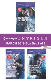 Harlequin Intrigue March 2016 Box Set 2 Of 2