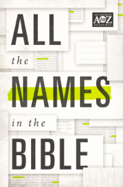 All the Names in the Bible PDF Download